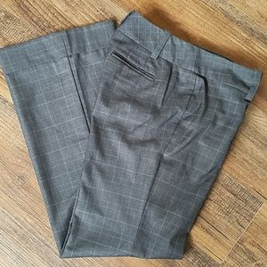 Ann Taylor Signature cuffed dress pants 2P